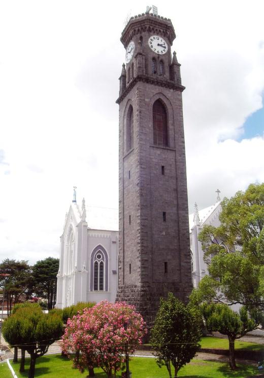 Igreja Matriz Nossa Senhora de Lourdes