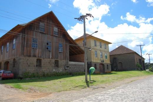Casario Linha 21 em Antônio Prado