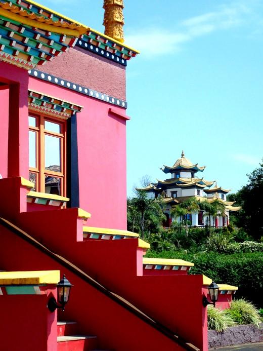 Centro Budista Chagdud Khadro Ling em Três Coroas